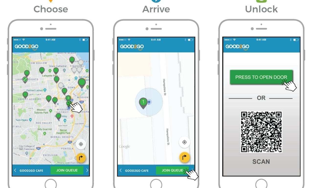 Good2Go: The App That Helps You Go On The Go