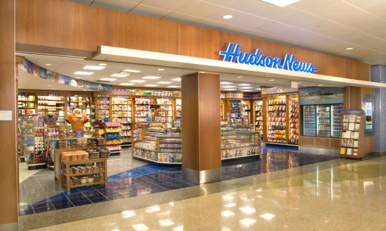 The National Enquirer Is Being Sold To Hudson News, That Airport News Stand