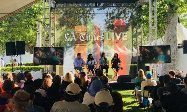 High-Profile Authors Share Words at L.A. Times 'Festival of Books'