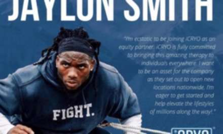 Dallas Cowboys', Jaylon Smith, Joins iCryo As Equity Partner; Explains Benefits Post-Injury