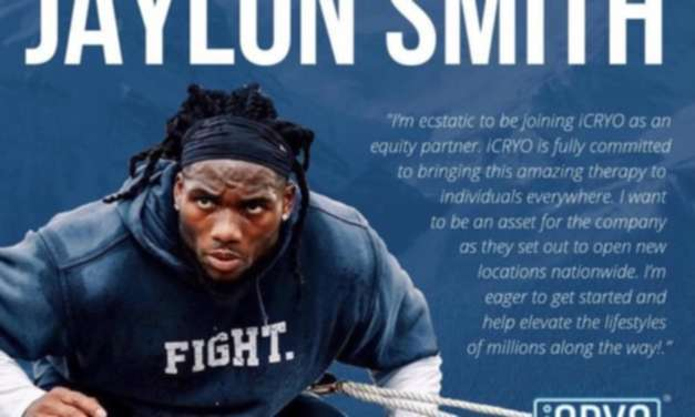 Dallas Cowboys', Jaylon Smith, Joins iCryo As Equity Partner; Explains Benefits Post-Injury