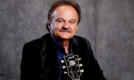 Country Music Artist, Jimmy Fortune, Announces New Album 'God & Country'
