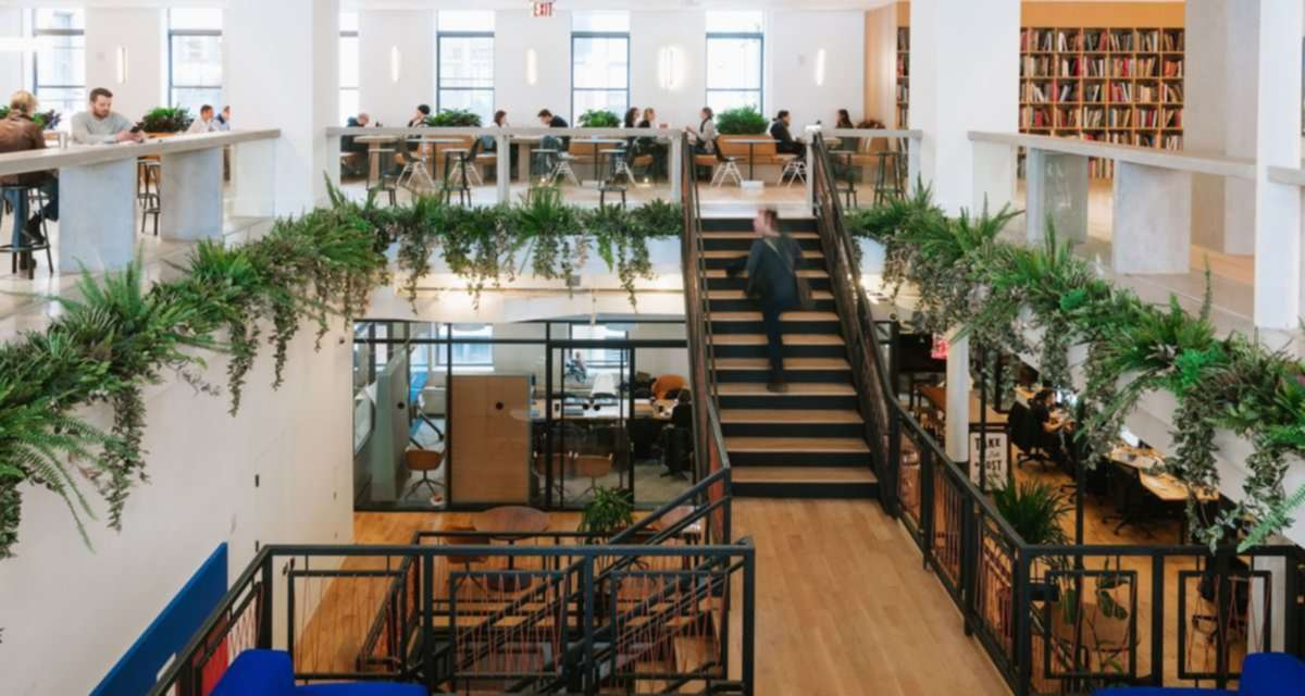 WeWork Is Going Public