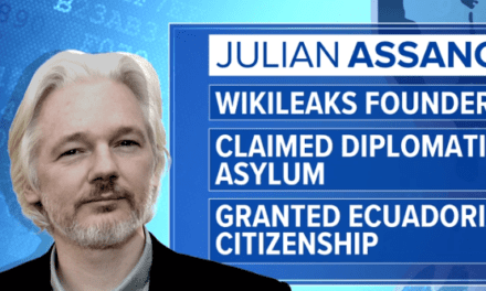 WikiLeaks' Julian Assange Charged By U.S. Officials After Eviction From London Embassy; Extradition In Sight