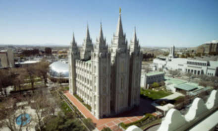 LDS Church Announces Major Temple Renovation