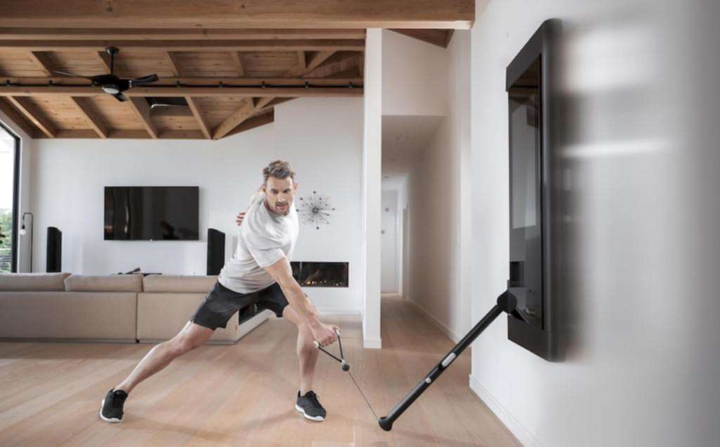 Expect home workouts to trend more as Tonal raises another $45 million