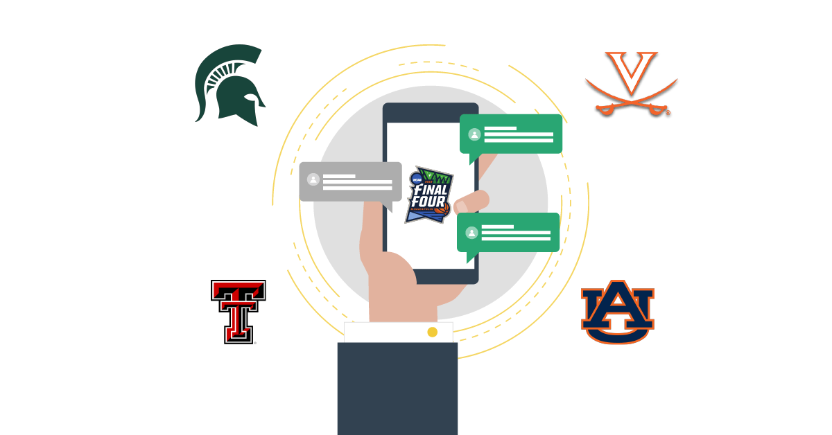 Why Mobile Tech Is An Important Player During the NCAA 'Final Four'
