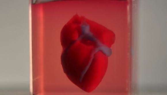 Israeli Scientists Create First 3D Printed Heart Complete With Blood Vessels