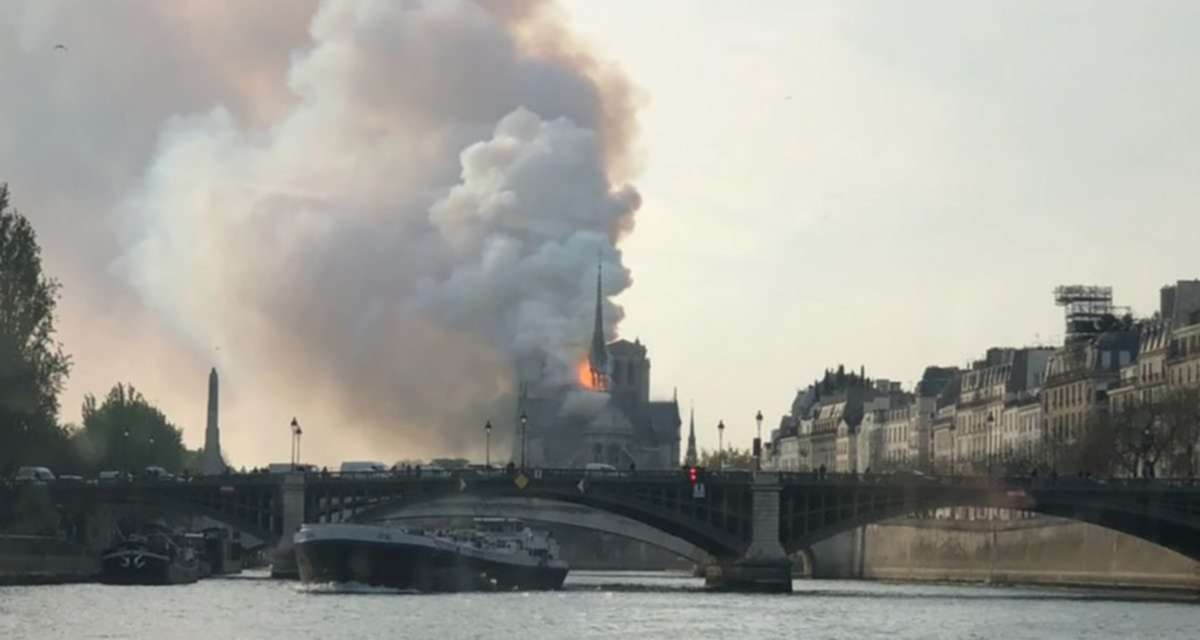The Historical Impact of the Notre Dame Fire