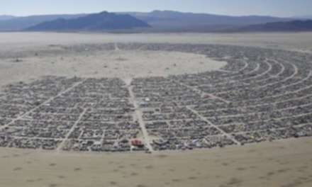 Build That Wall! …Around Burning Man?