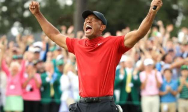Putting His Way Through History: The Comeback of Tiger Woods