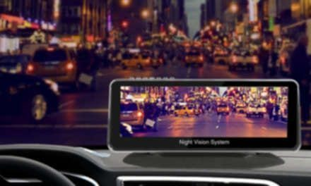 Meet Lanmodo, The Night Vision System Preventing Car Accidents