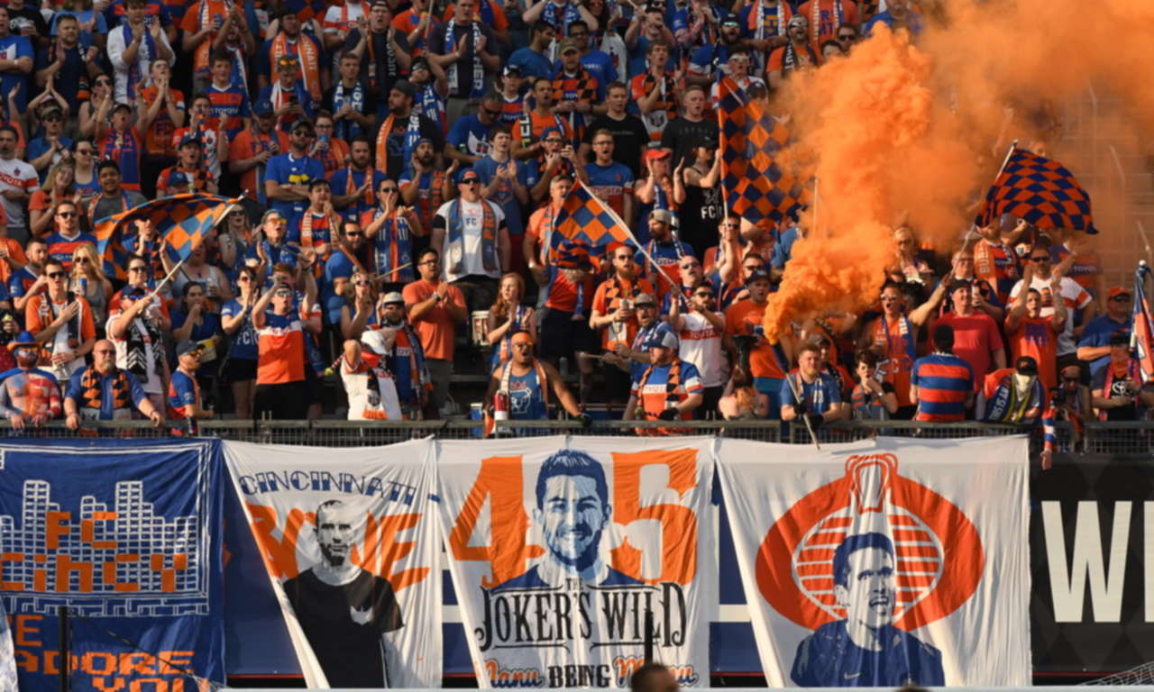 FC Cincinnati Victorious Over Montreal Impact