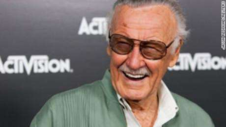 Former Manager of Stan Lee Charged With Abuse