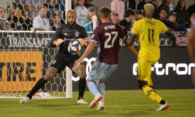 Colorado Rapids Victorious Over Columbus Crew SC