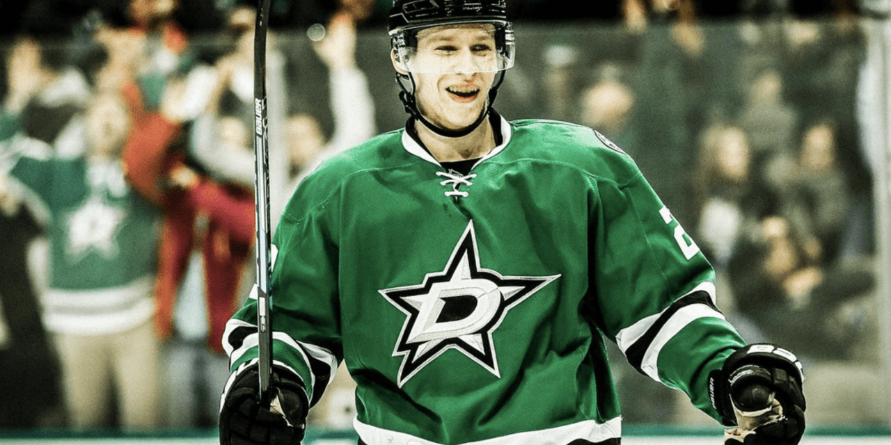 """Dallas Stars Ink Lindell To a New Long-Term Contract<span class=""""wtr-time-wrap after-title""""><span class=""""wtr-time-number"""">2</span> min read</span>"""