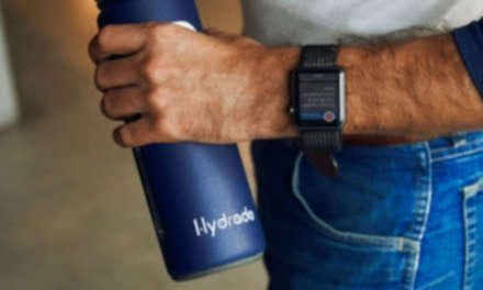 Hydrade Smart Bottle Tech Tracks Water Consumption, Prompts You When To Drink