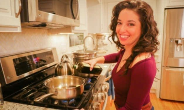 How Cara's Cucina Became the First Emmy Nominated YouTube Cooking Show