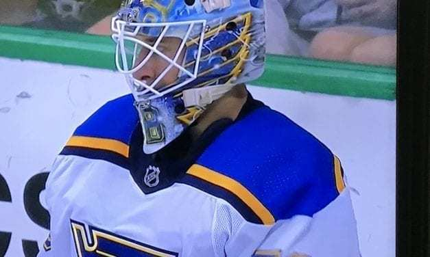 The Blues Roll Through The Stars To Force a Game 7