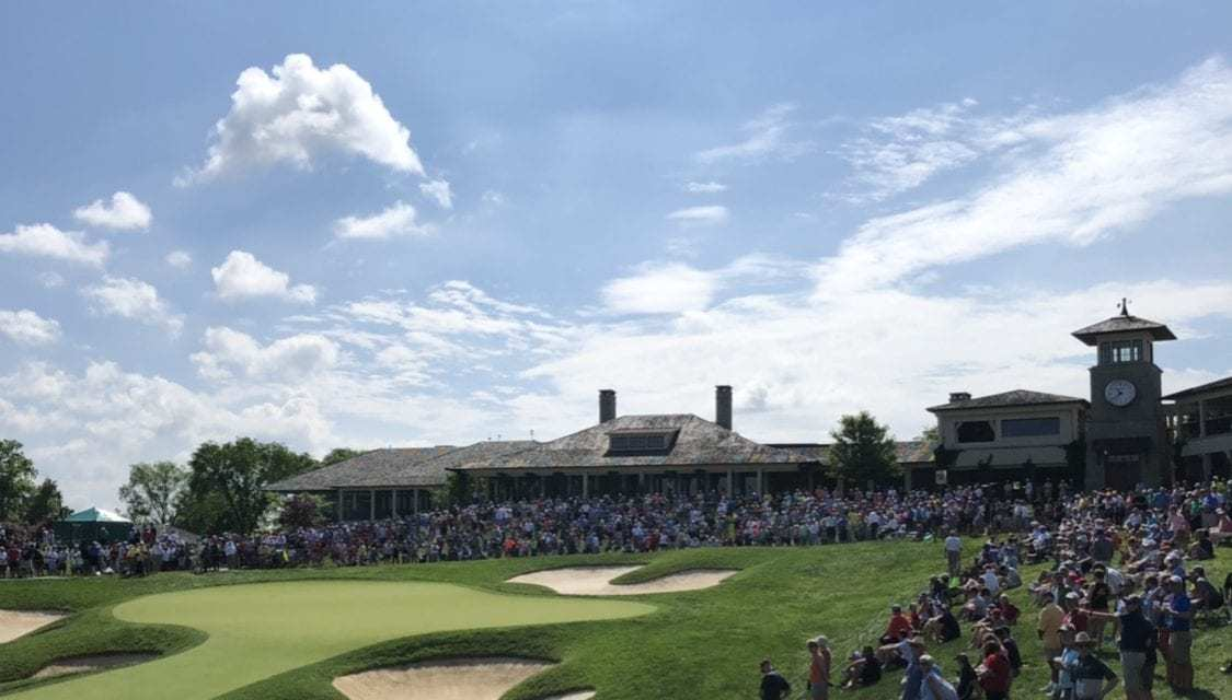"""Halfway Through The Memorial Tournament<span class=""""wtr-time-wrap after-title""""><span class=""""wtr-time-number"""">2</span> min read</span>"""