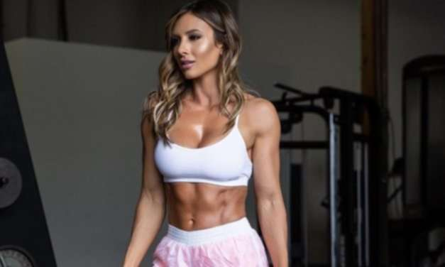 Fitness Personality, Paige Hathaway On Balancing Fitness and Pregnancy