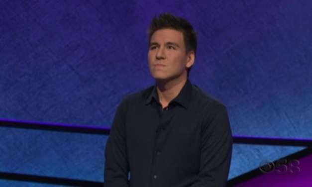 James Holzhauer is Setting the Game Show World on Fire and Winning Millions While He's at it.