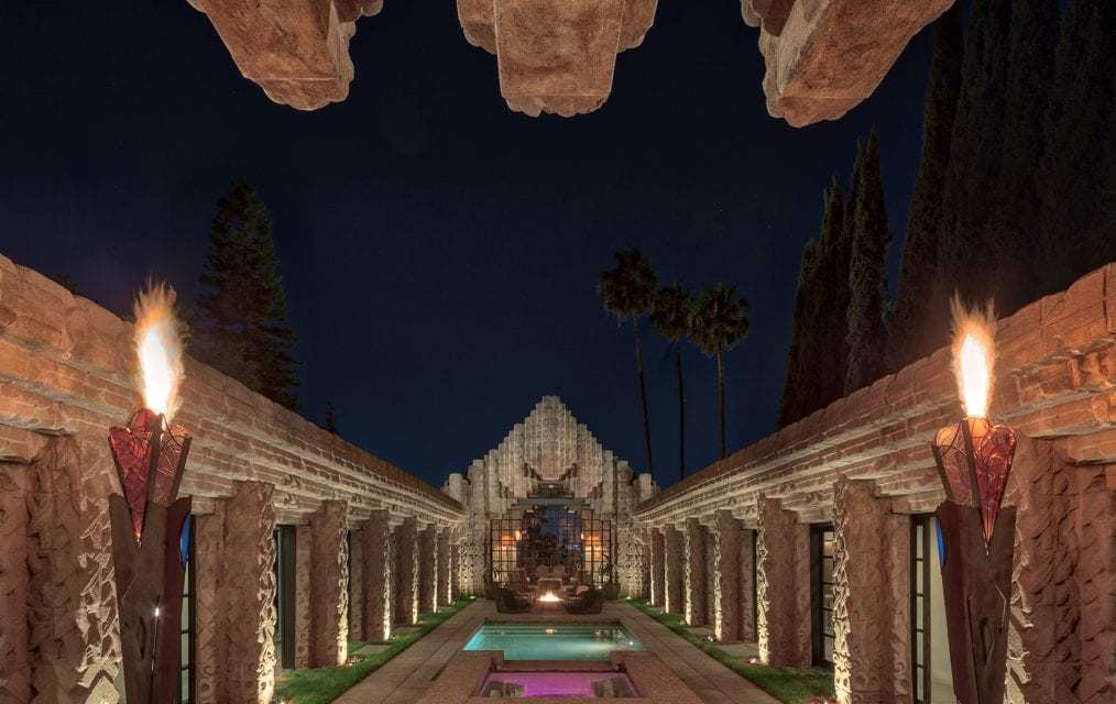 """From Murder to Marijuana, Storied LA House Is Reborn As CBD Hub<span class=""""wtr-time-wrap after-title""""><span class=""""wtr-time-number"""">2</span> min read</span>"""