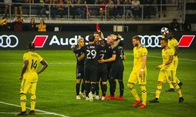 Columbus Crew SC Fall to D.C. United, Again