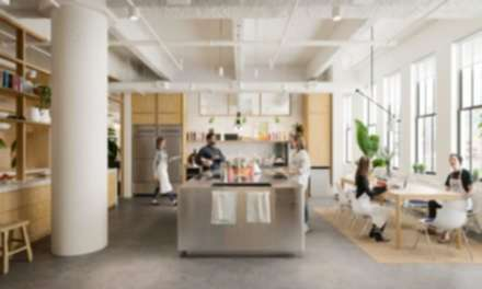 WeWork is Launching a Coworking Space for Food Startups