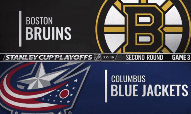 Columbus Blue Jackets Take Control With Game 3 Victory; Lead Series 2-1