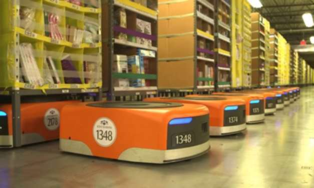 Amazon Will Reportedly Replace Some Warehouse Workers With Robots