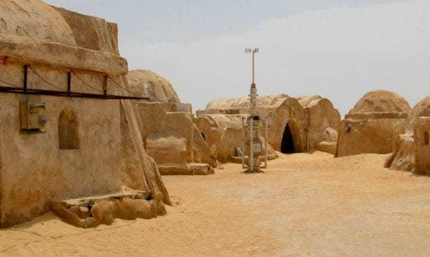 "Star Wars Fans Can Attend Rave At ""Tattooine"" Filming Location"