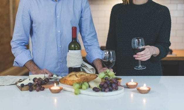 Wine Down and Chill – Maybe?