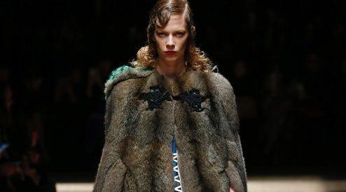 "Prada Has Pledged To Go Fur Free By 2020<span class=""wtr-time-wrap after-title""><span class=""wtr-time-number"">3</span> min read</span>"