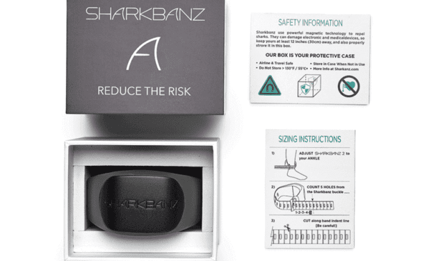 Surfing This Summer? Not Without A Sharkbanz