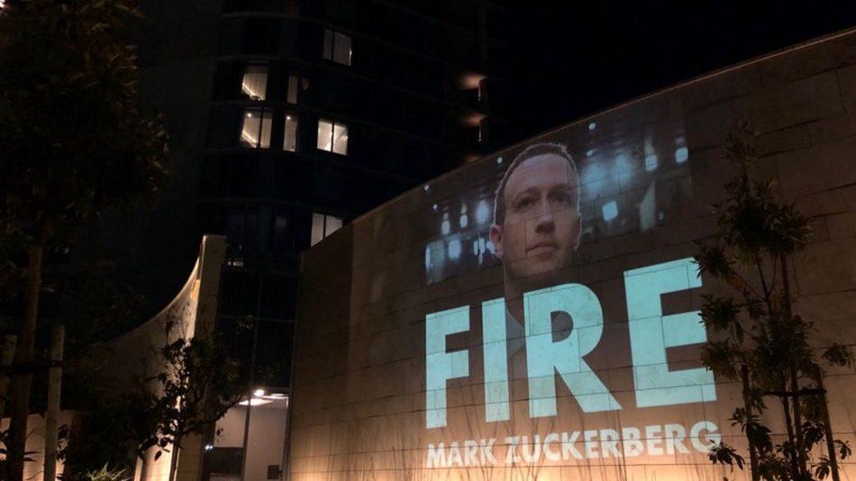 fire Mark Zuckerberg