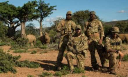 These US Veterans have had it with animal poaching and you would not want to mess with them