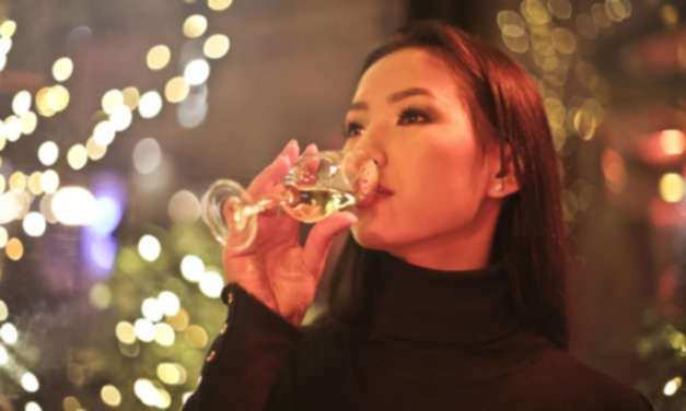 Wine Down and Chill – Asian Style