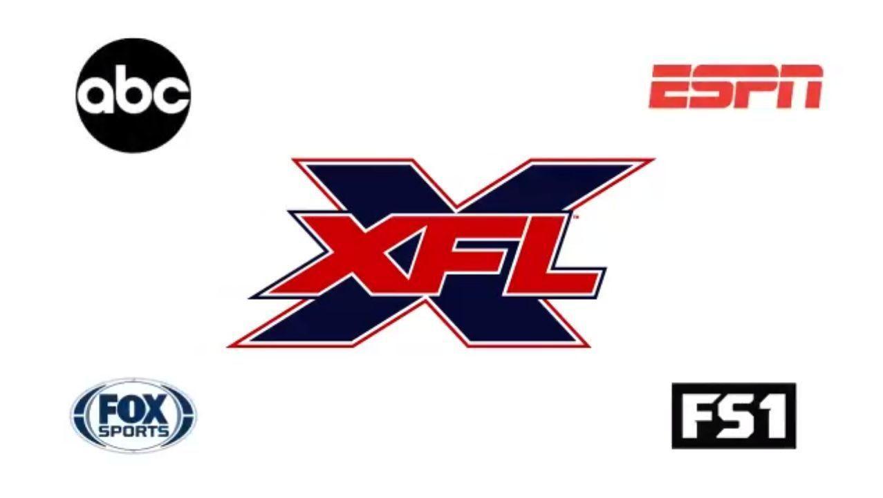 XFL Announces Major TV Deals