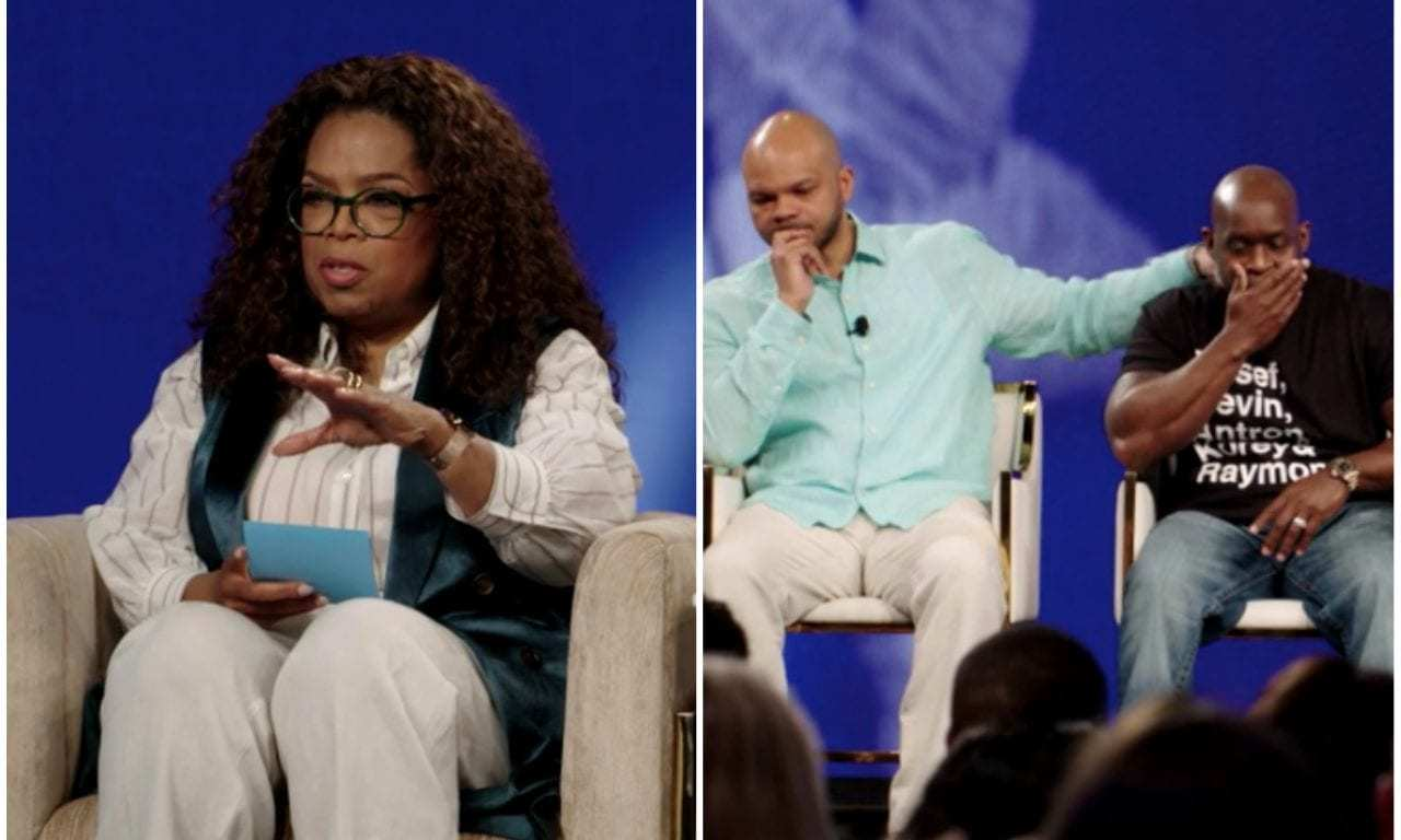 Emotions Run High During Netflix Discussion On 'When They See Us' Hosted By Oprah Winfrey