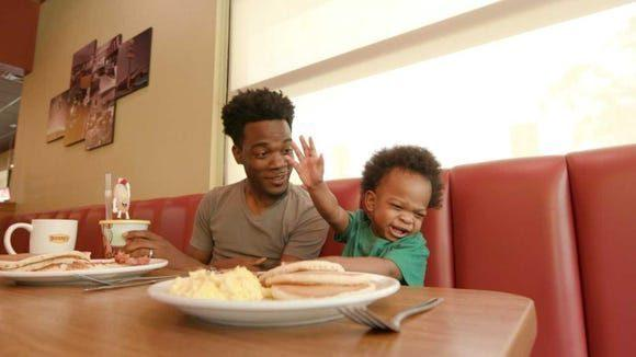 You Need To See This Adorable Denny's Commercial