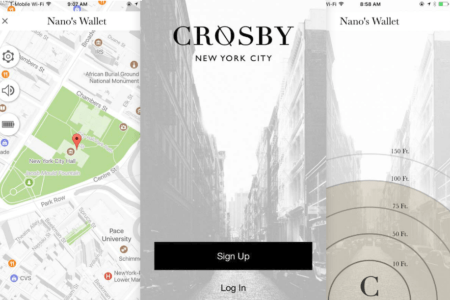 Can Global Tracking Actually Be Safe? NYC's Crosby Tech Is Out To Prove It