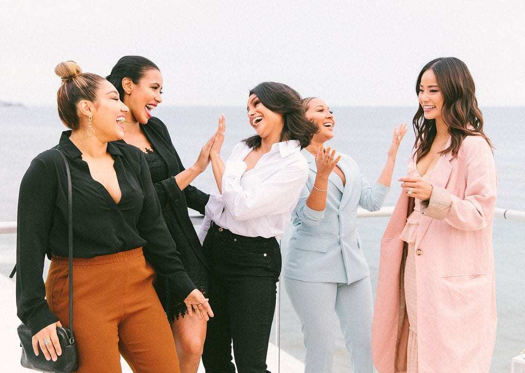 Shiseido threw a house party on the beach and LA loved it