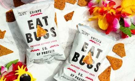 Chirps Chips Makes Edible Bugs An Eco-Friendly Part Of The Store Aisle