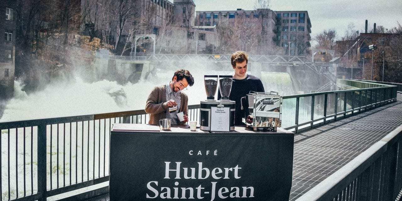 "Hubert Saint-Jean mark's Toronto's latest take on nouveau coffee<span class=""wtr-time-wrap after-title""><span class=""wtr-time-number"">4</span> min read</span>"