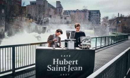 Hubert Saint-Jean mark's Toronto's latest take on nouveau coffee