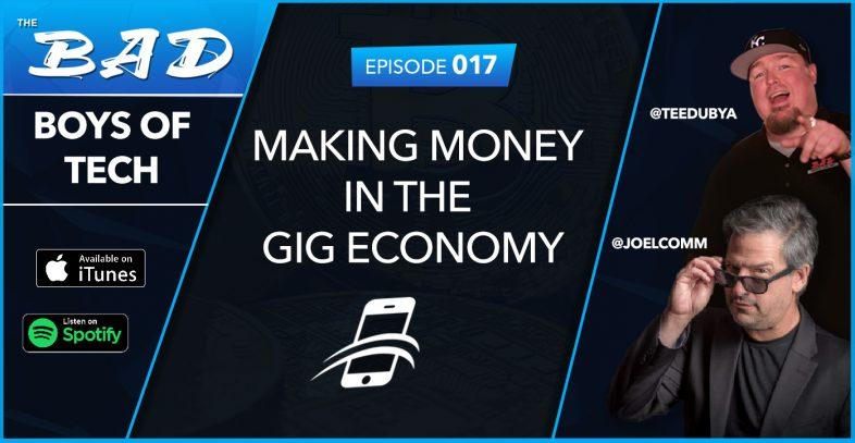 Making Money in the Gig Economy