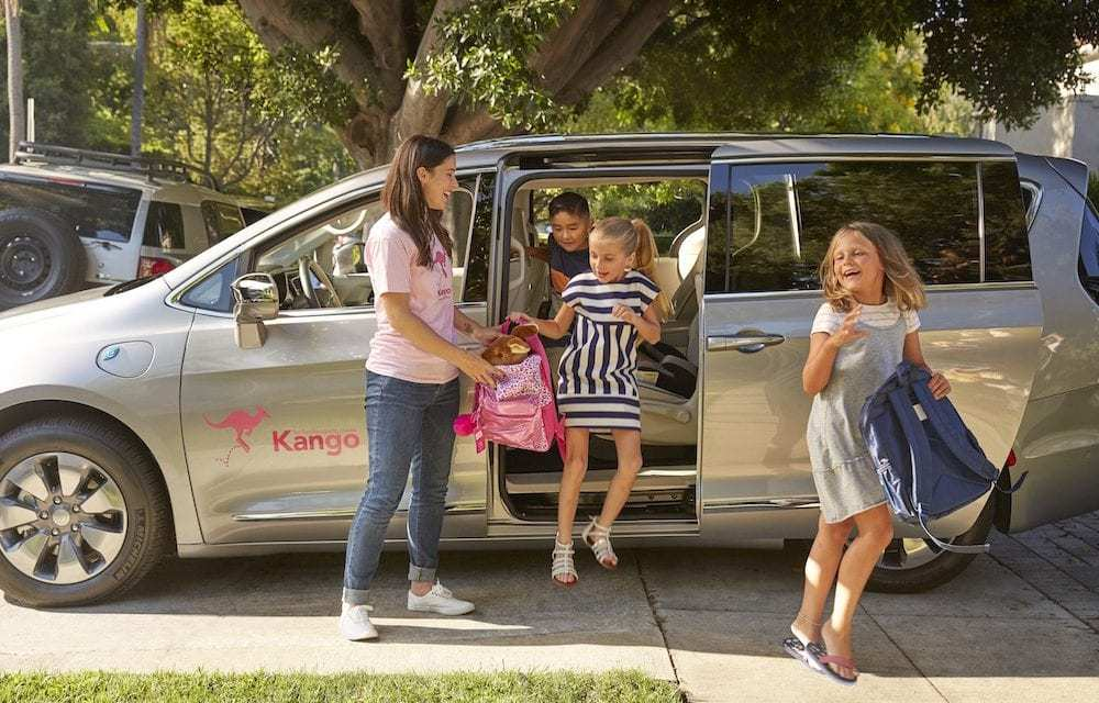 Uber For Kids >> Kango Uber For Kids Rideshare App Pulls In 3 6 Million Series A