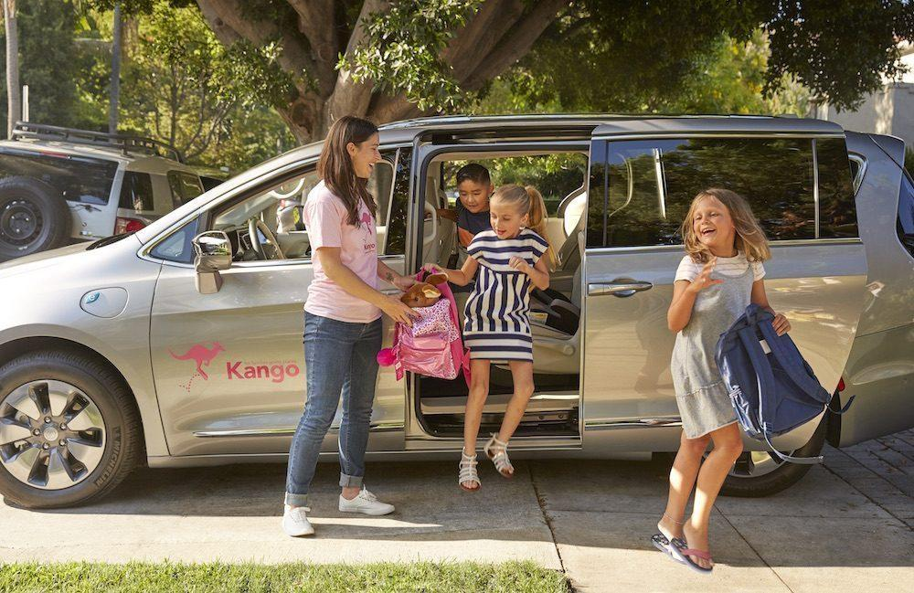 "Kango ""Uber for Kids"" rideshare app pulls in $3.6 million Series A"