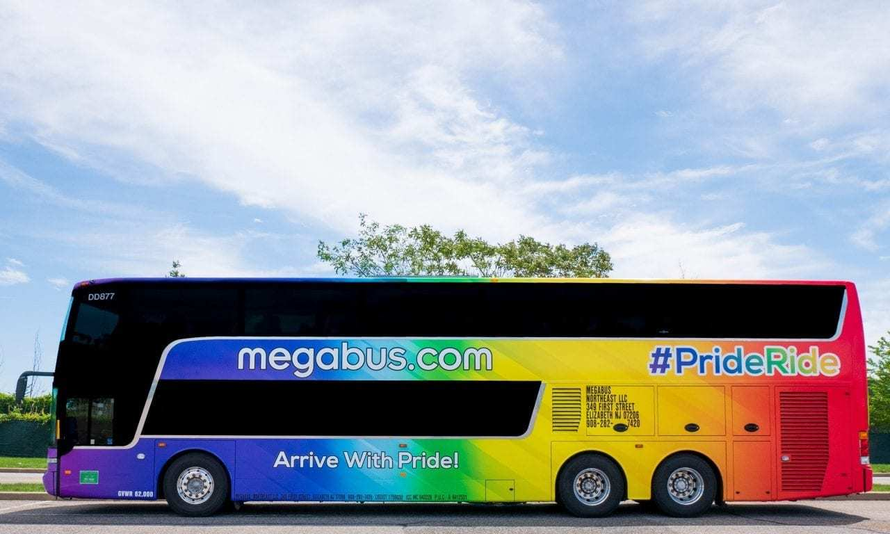 Watch out for Megabus pridewashing its past